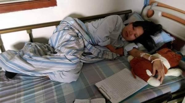 Thêm một mẹ Việt từ chối điều trị ung thư để sinh con - Ảnh 1