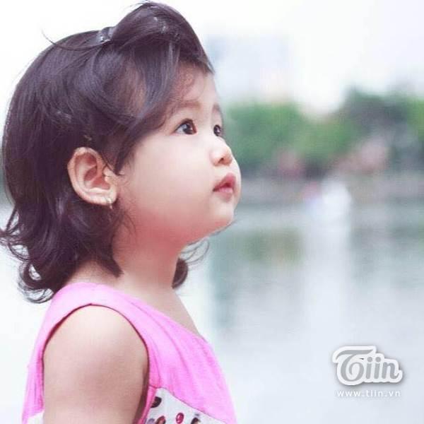 Hình ảnh đời thường đáng yêu của 'tiểu Lưu Diệc Phi' 4 tuổi - Ảnh 3
