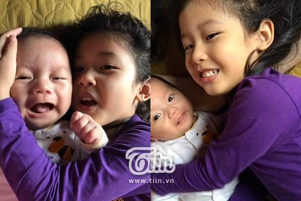 Hình ảnh đời thường đáng yêu của 'tiểu Lưu Diệc Phi' 4 tuổi - Ảnh 9