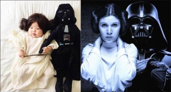 Bé gái 4 tháng tuổi nổi tiếng vì đóng giả nhân vật phim lúc ngủ - Ảnh 15