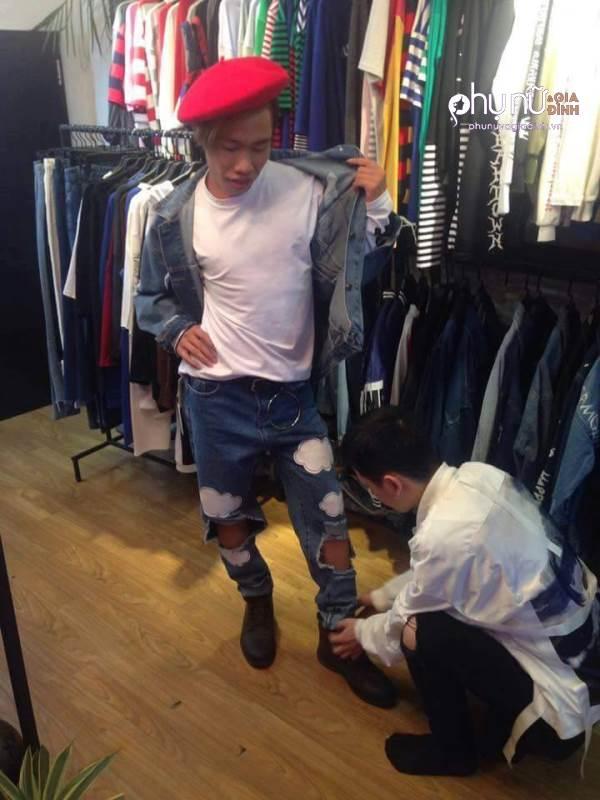 Hot boy xăm trổ chi 2000 USD cho Tùng Sơn sửa hết mặt vì mục đích này - Ảnh 5