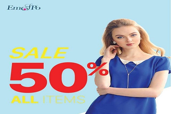 EMSPO khuyến mãi du nhất ngày 8/8 – Nhân sinh nhật giảm giá 50% toàn bộ sản phẩm - Ảnh 1