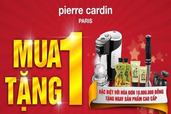 Pierre Cardin Shoes – Mua 1 tặng 1 trong 2 ngày 20 - 21/08 - Ảnh 1