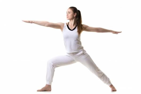 7 động tác yoga giúp ngực đầy đặn - Ảnh 1