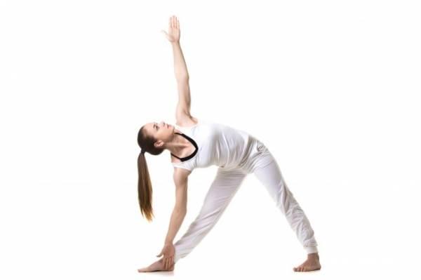 7 động tác yoga giúp ngực đầy đặn - Ảnh 2
