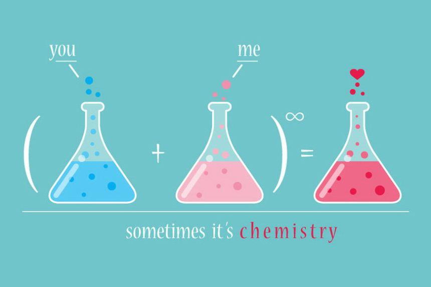 Tình yêu: Duyên số hay khoa học?