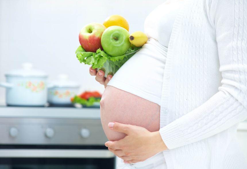 Những thực phẩm cần lưu ý khi mang thai