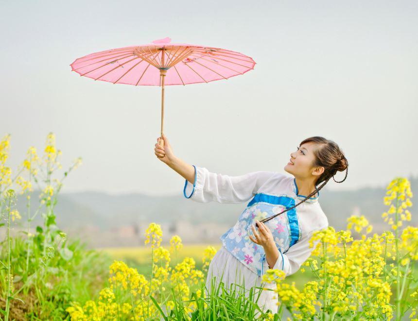 Bí quyết làm đẹp và giải nhiệt của người Trung Quốc xưa - Ảnh 1