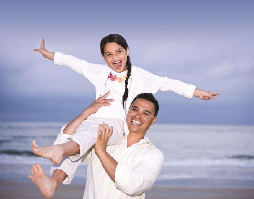 Những bài học mọi người cha nên dạy con gái - Ảnh 2