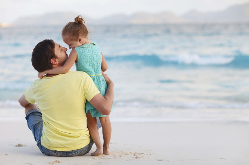 Những bài học mọi người cha nên dạy con gái - Ảnh 1