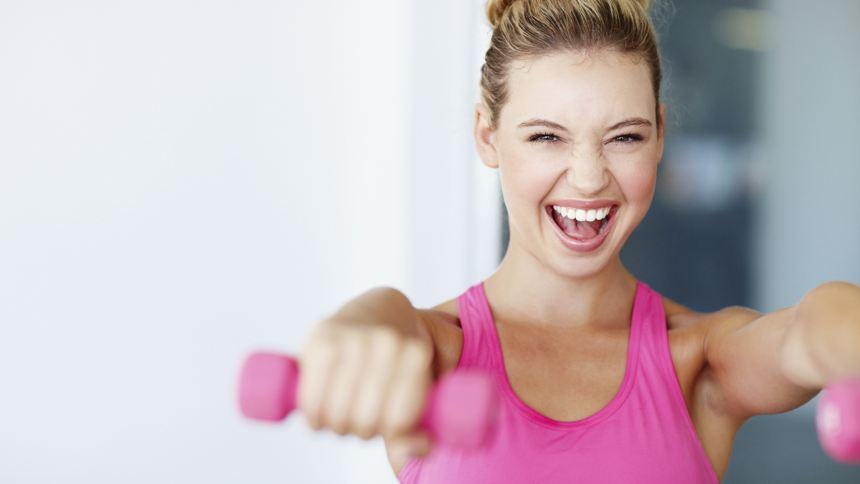 Tập thể dục khiến chúng ta hạnh phúc hơn - Ảnh 1