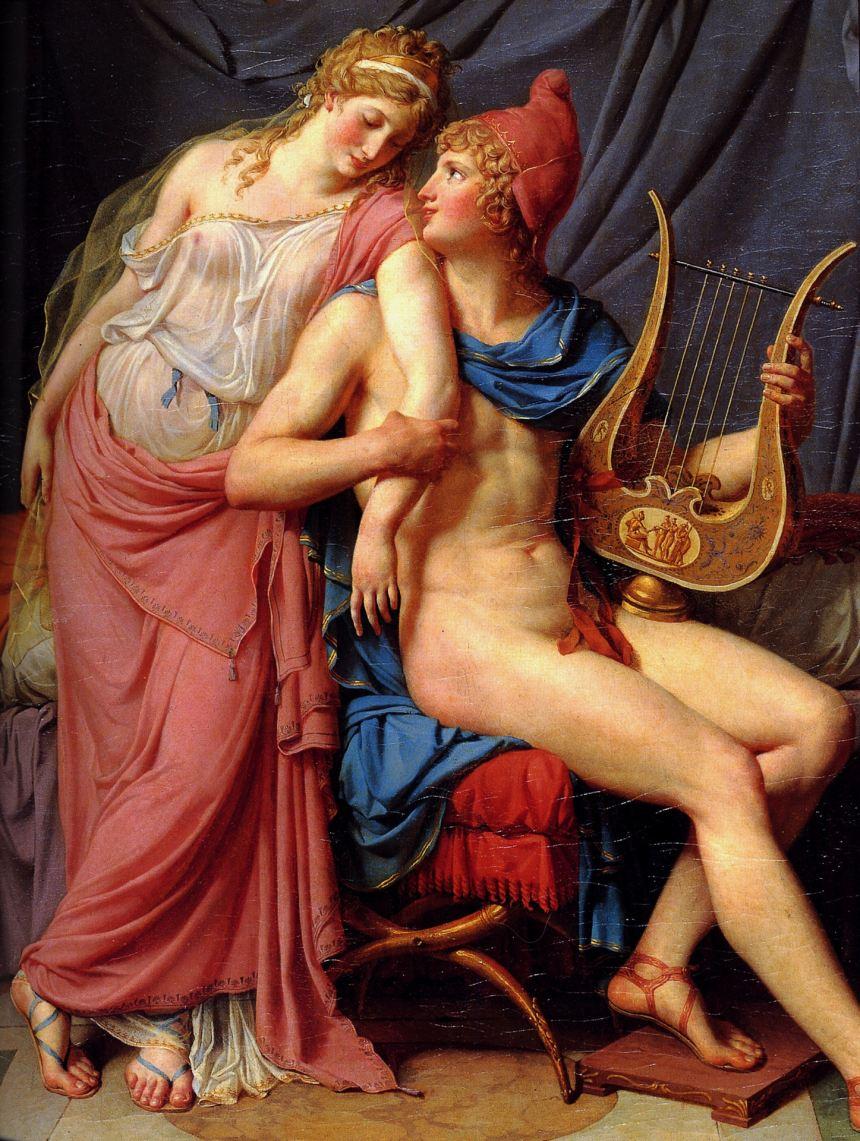 10 câu chuyện tình yêu nổi tiếng nhất trong lịch sử thế giới - Ảnh 1