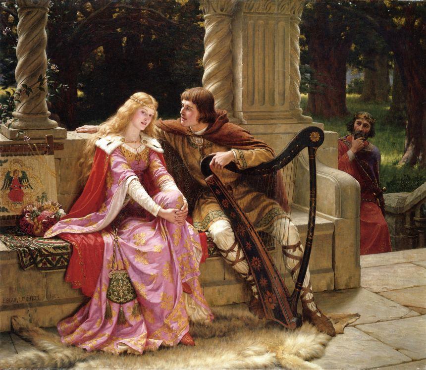 10 câu chuyện tình yêu nổi tiếng nhất trong lịch sử thế giới - Ảnh 4