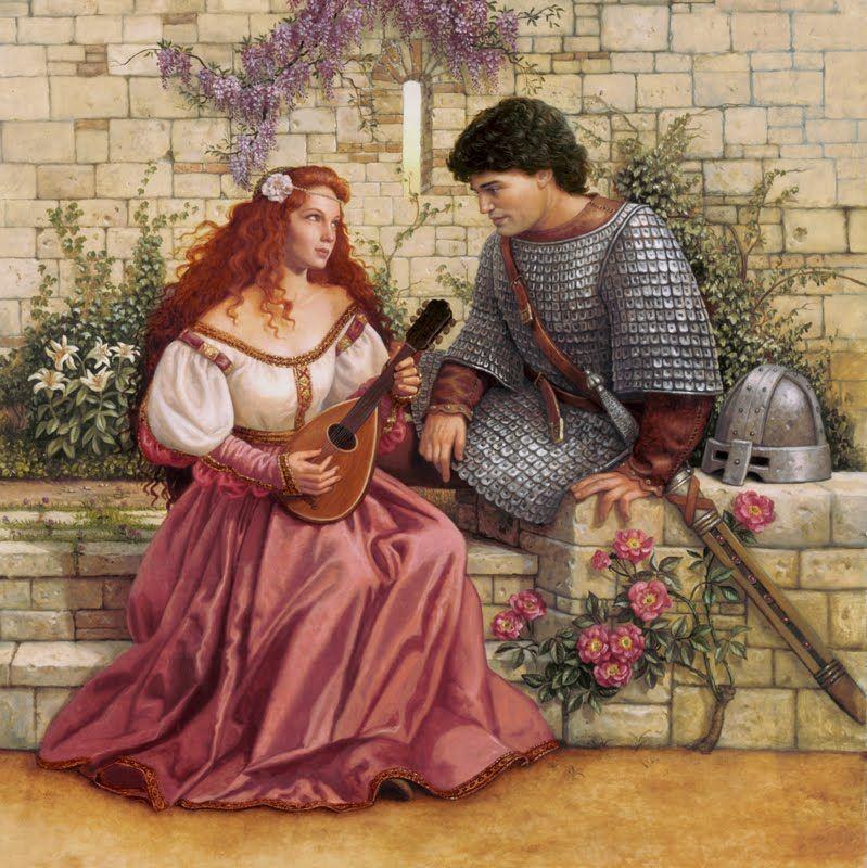 10 câu chuyện tình yêu nổi tiếng nhất trong lịch sử thế giới - Ảnh 5
