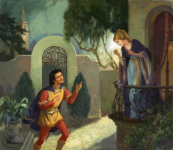 10 câu chuyện tình yêu nổi tiếng nhất trong lịch sử thế giới - Ảnh 6