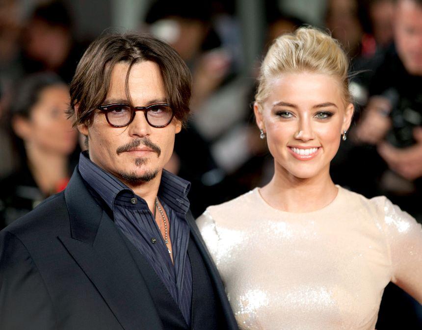 Johnny Depp và Amber Heard đã bí mật kết hôn - Ảnh 2