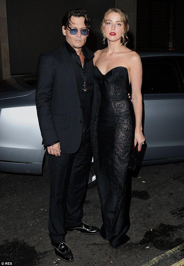 Johnny Depp và Amber Heard đã bí mật kết hôn - Ảnh 3