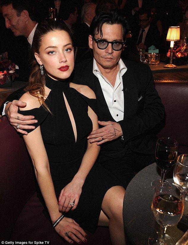 Johnny Depp và Amber Heard đã bí mật kết hôn - Ảnh 4