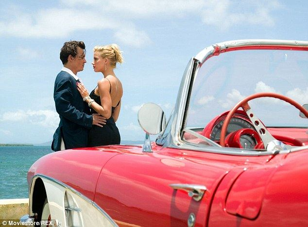 Johnny Depp và Amber Heard đã bí mật kết hôn - Ảnh 1