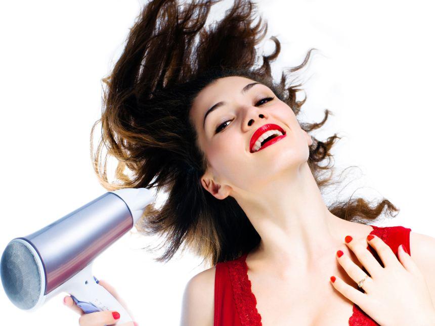 Chăm sóc tóc sai cách là hại tóc