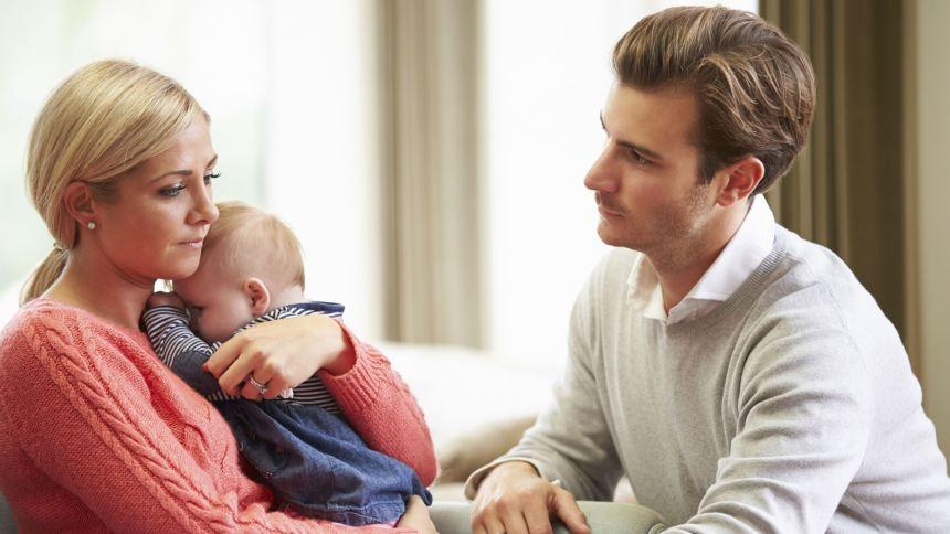 Vợ chồng bạn sẽ ra sao hậu sinh em bé? - Ảnh 4