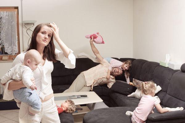Vợ chồng bạn sẽ ra sao hậu sinh em bé? - Ảnh 1