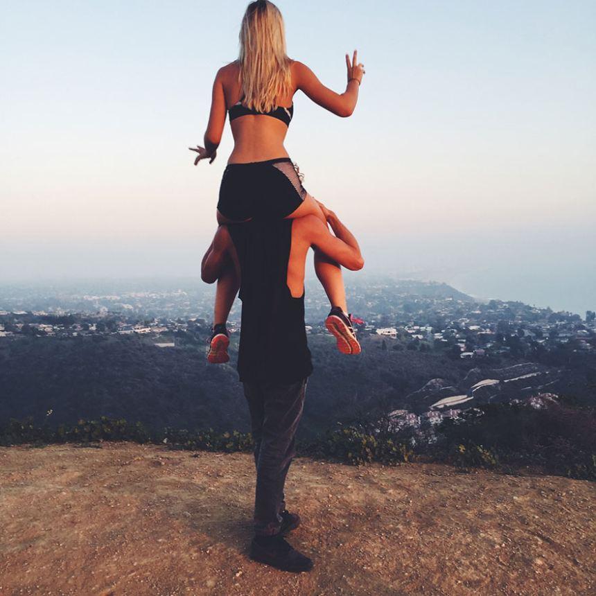'Lóa mắt' với cuộc sống đẹp như cổ tích của cặp đôi người mẫu - Ảnh 13