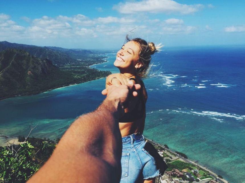 'Lóa mắt' với cuộc sống đẹp như cổ tích của cặp đôi người mẫu - Ảnh 4