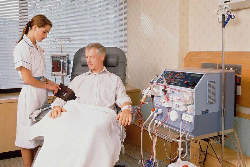 Thiếu máu do suy thận mạn làm suy giảm  tình dục ở nam giới