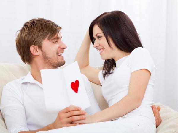 5 dấu hiệu cho thấy anh ấy yêu bạn - Ảnh 1