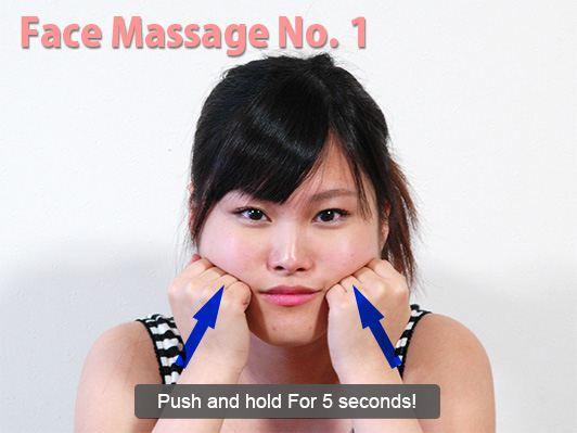 Massage mặt kiểu Nhật giúp nâng cơ không cần phẫu thuật - Ảnh 1