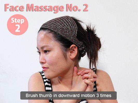 Massage mặt kiểu Nhật giúp nâng cơ không cần phẫu thuật - Ảnh 4