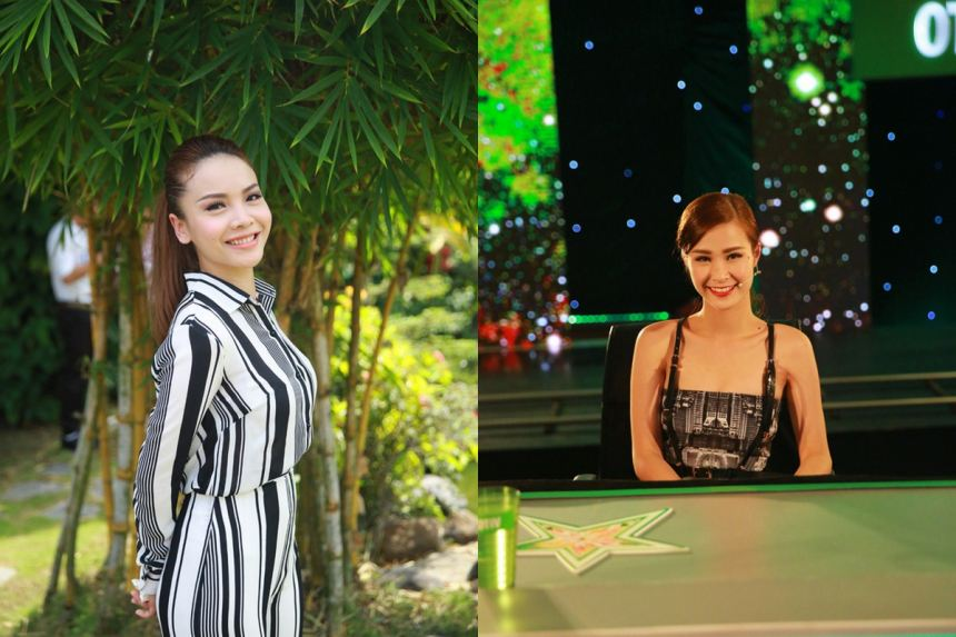 """Đông Nhi khoe vai trần gợi cảm, Yến Trang kín đáo đi tìm """"Ngôi sao phương Nam"""""""