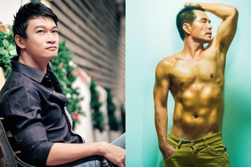 Những sao nam Việt bị nghi ngờ giới tính