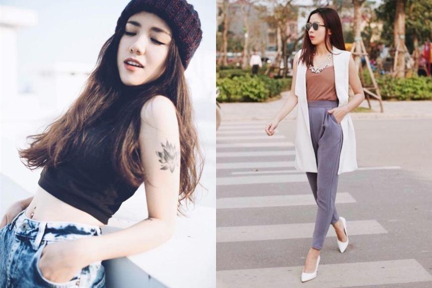 Những cô em gái sành điệu của showbiz Việt