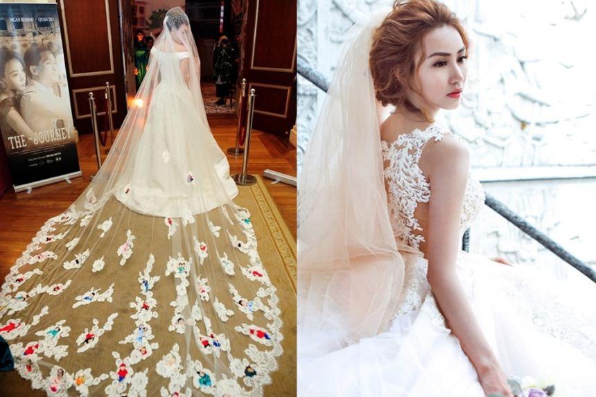 Điều gì khiến người đời ghen tị trong đám cưới Ngân Khánh?