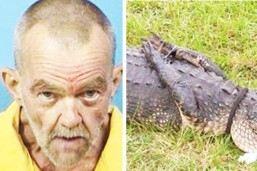 """Người đàn ông """"hãm hiếp"""" cá sấu để trả thù"""