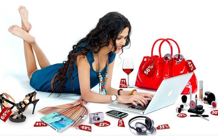 Phụ nữ thông minh mua sắm trực tuyến như thế nào cho gia đình mình