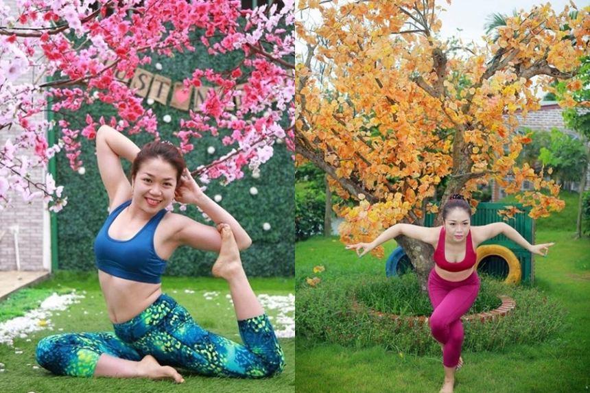 Bài tập yoga giúp đánh bay mỡ đùi cực nhanh