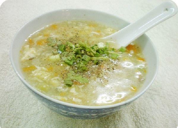 Cách làm  món súp đậu hũ thập cẩm cực dễ, cực ngon - Ảnh 2