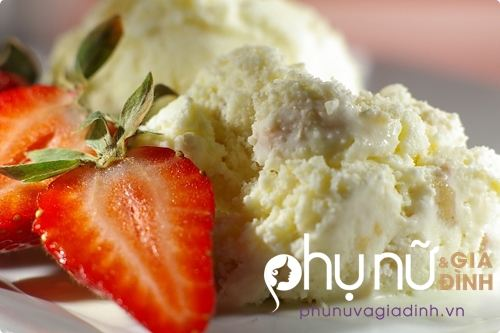 Cách làm kem tươi đơn giản tại nhà