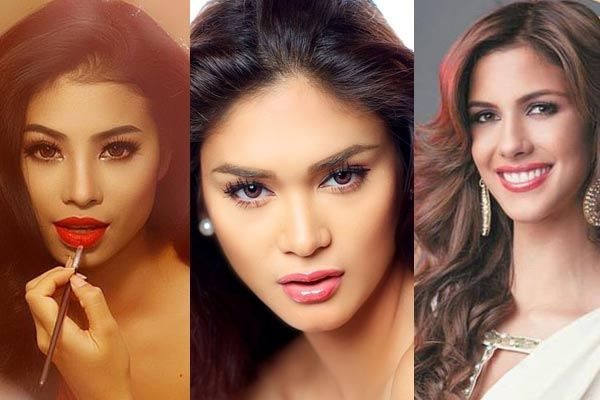 Những nhan sắc mĩ miều sẽ là đối thủ của Phạm Hương tại Hoa hậu Hoàn Vũ 2015