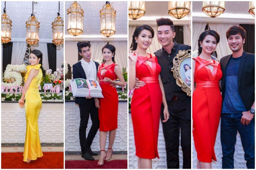 Phan Thị Mơ chi hàng trăm triệu để tổ chức sinh nhật tuổi 25