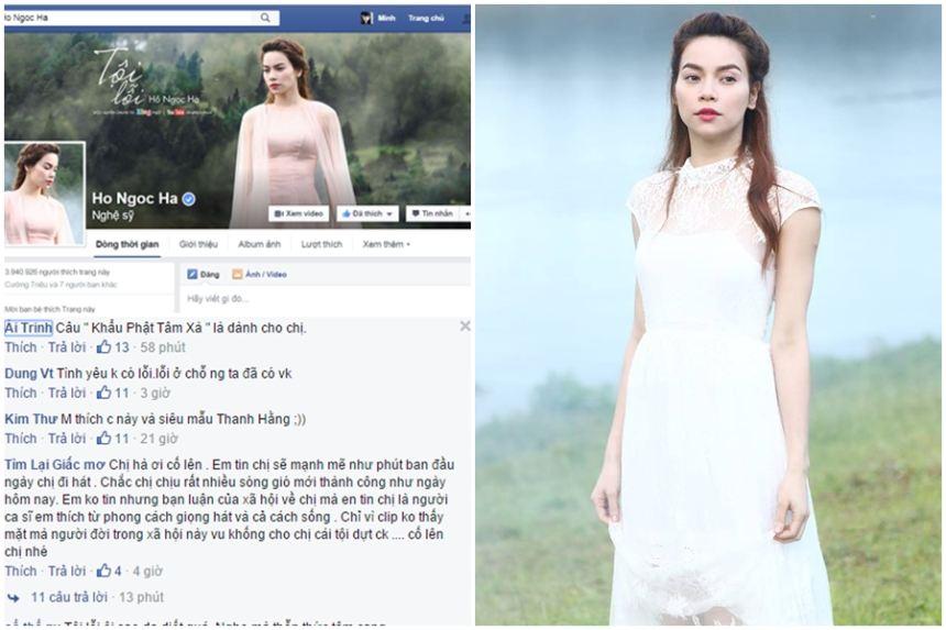 Fanpage của Hà Hồ 'náo loạn' vì scandal