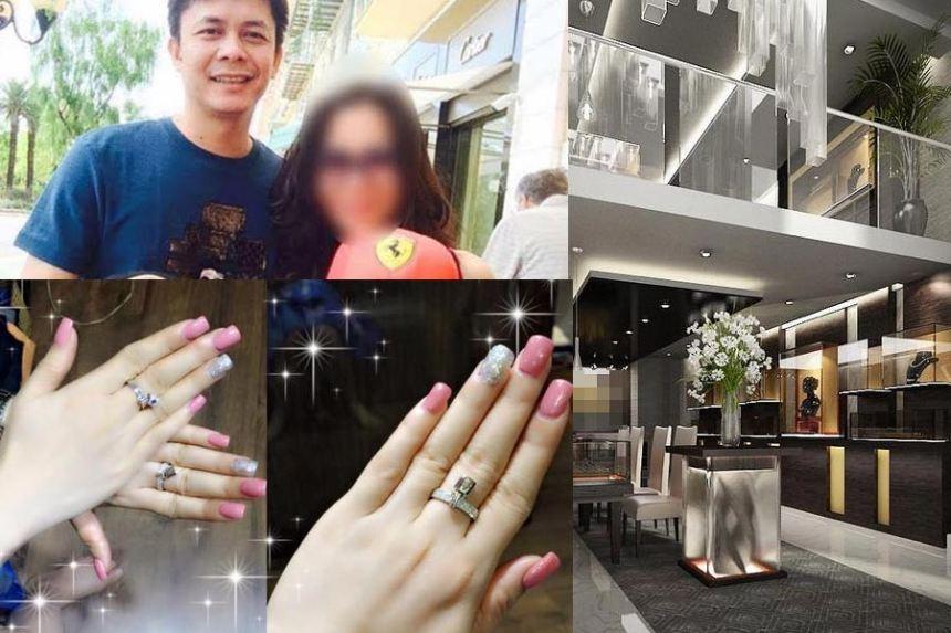 Bên trong ngôi nhà và những món đồ hiệu đắt tiền của vợ đại gia kim cương cặp với Hà Hồ