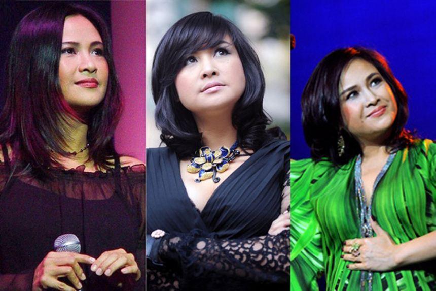 Sự thay đổi nhan sắc của Thanh Lam trong hơn 40 năm