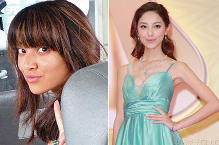 Các Hoa hậu, Á hậu TVB khi thiếu son phấn