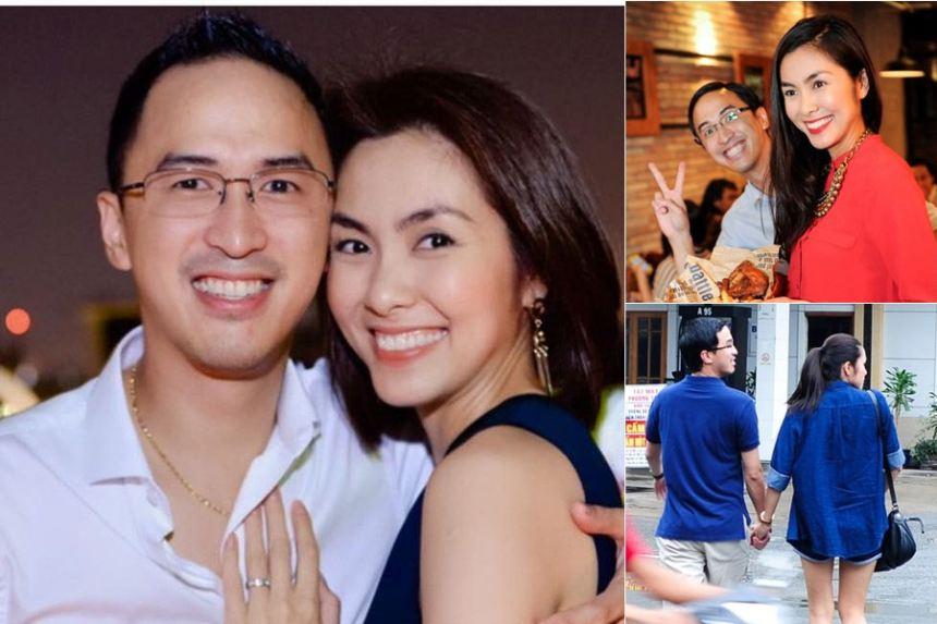 Hạnh phúc âm thầm nhưng đáng giá của Tăng Thanh Hà sau khi kết hôn