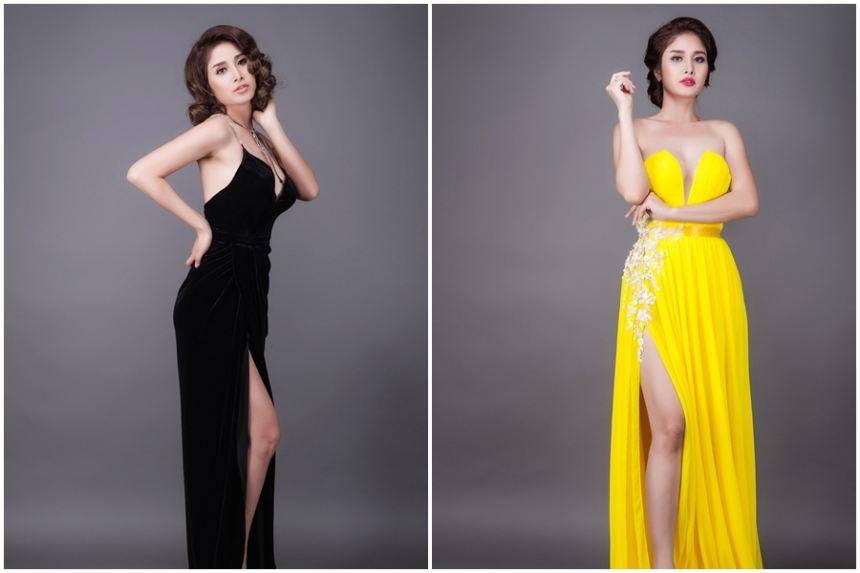 Vợ cũ Phan Thanh Bình khoe vòng 1 gợi cảm sau ly hôn