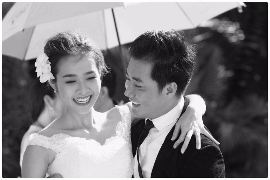 Sau ồn ào Thảo Trang, Khôi Trần lộ ảnh cưới với Diệp Bảo Ngọc?
